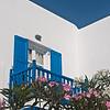 Mykonos balcony