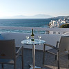 Our balcony at Marietta's