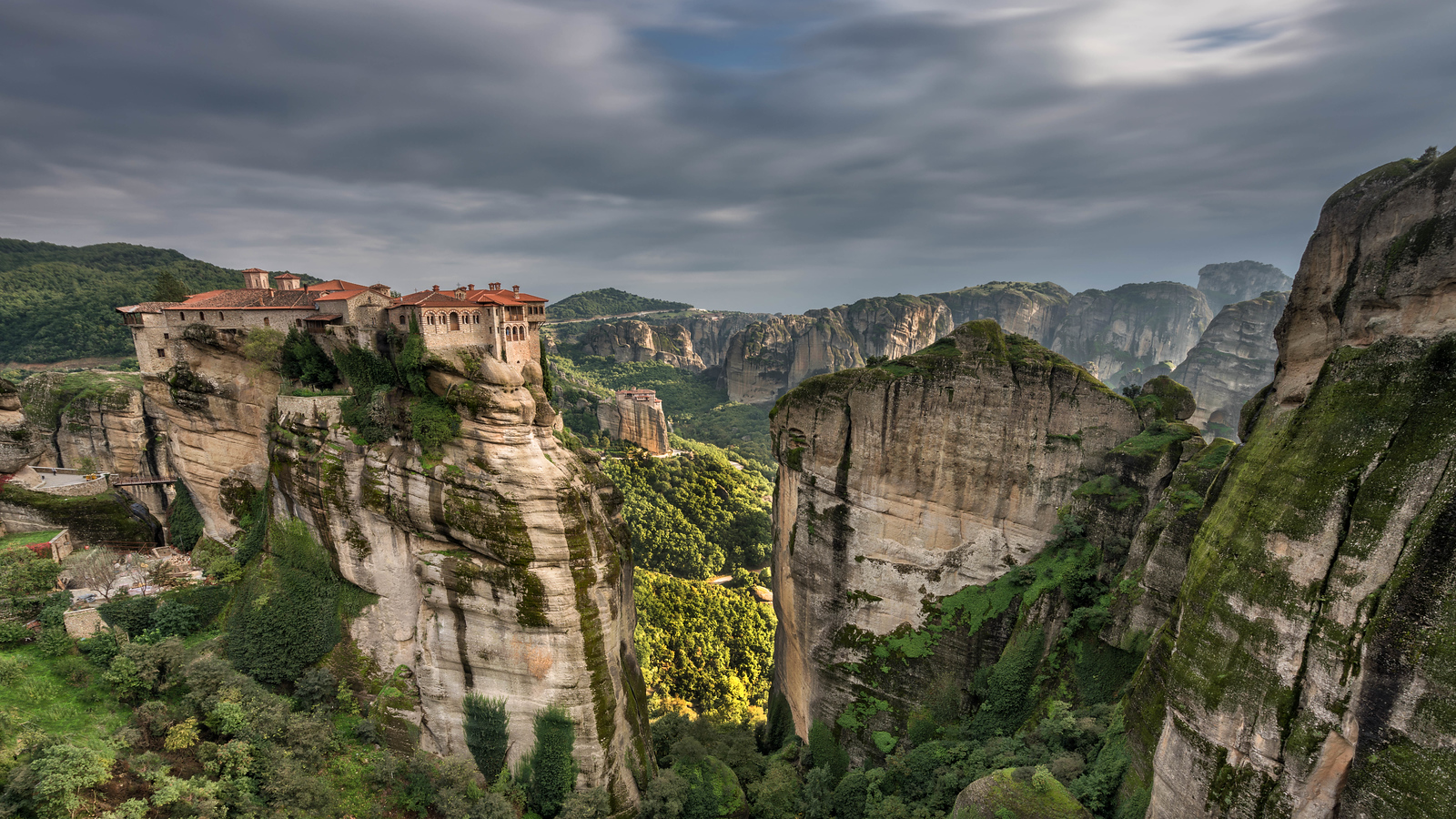The magnificent Meteora, Greece