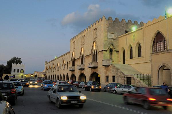 Ermou Street, Rhodes