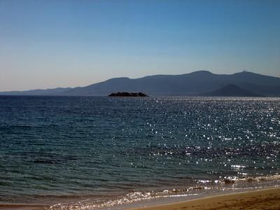 Plaka Beach, Naxos