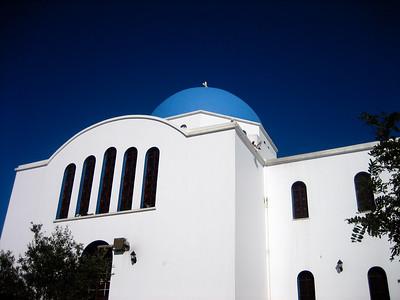 Church, Kato Potamia, Naxos