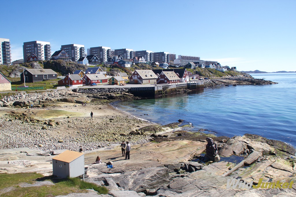Image result for greenland nuuk