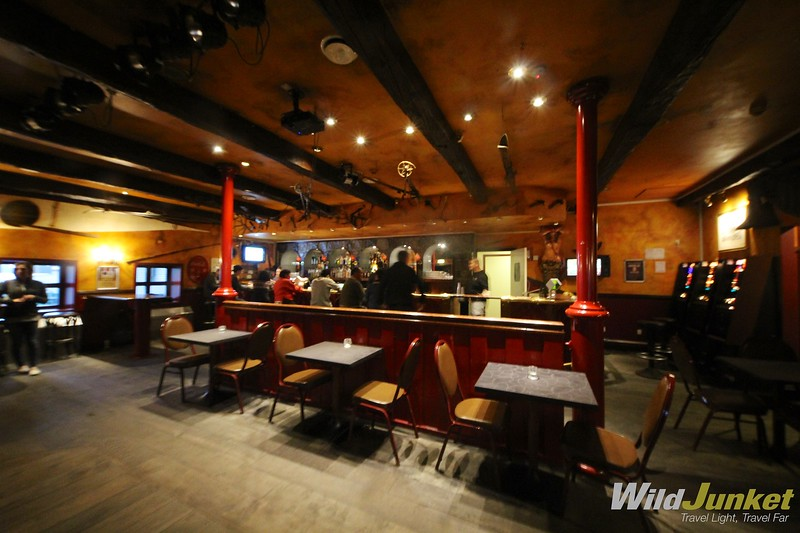 thing to do in nuuk greenland bars