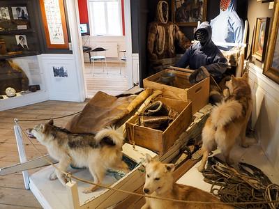 Knud Rasmussen's Museum in Ilulissat