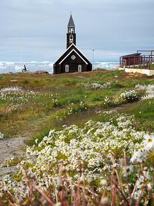 Zion's Church in Ilulissat