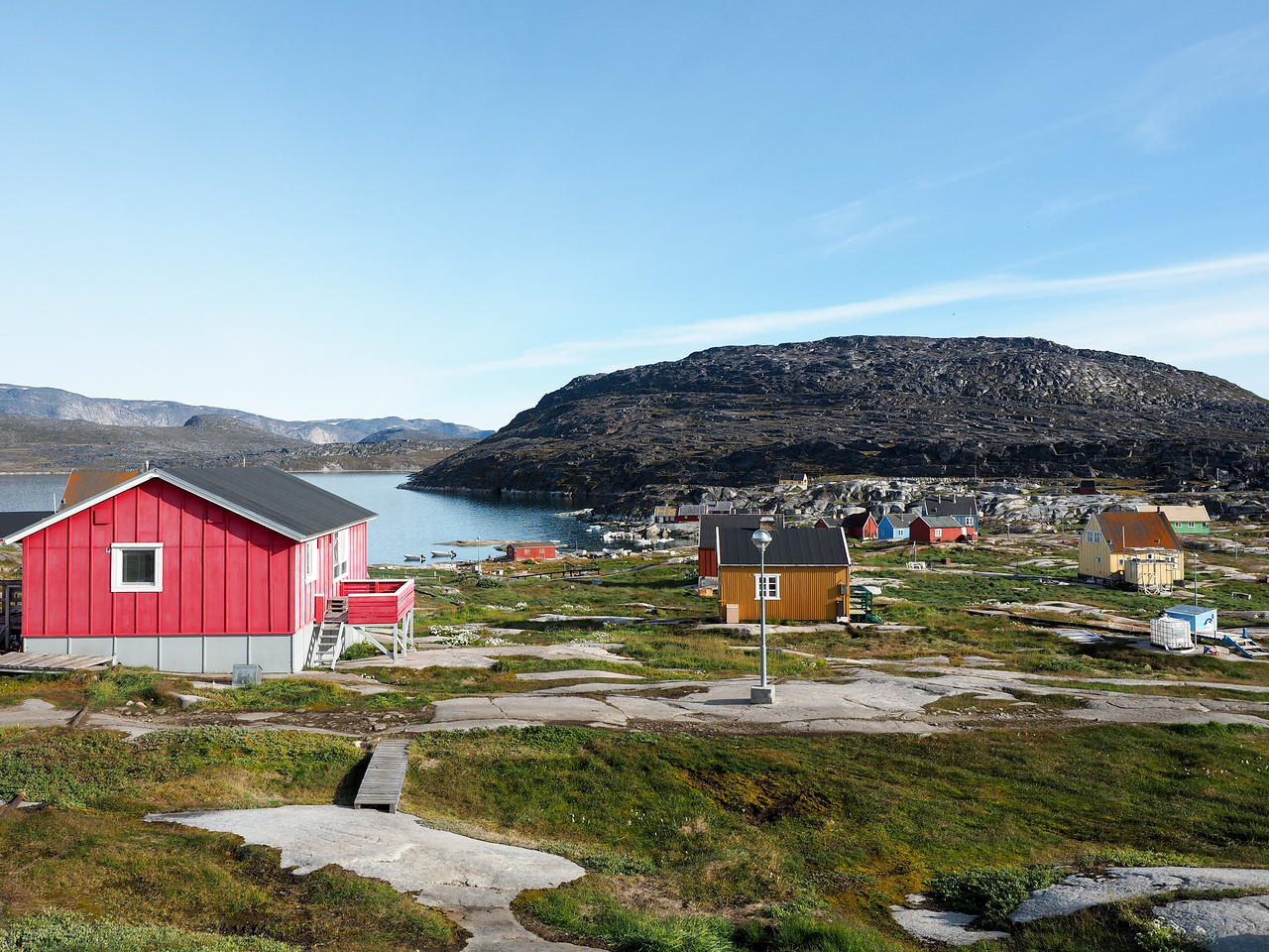 Oqaatsut, formerly Rodebay, Greenland