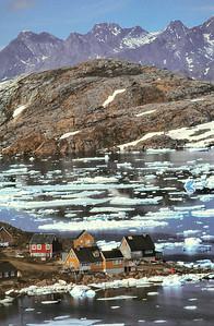 Ile de Kulusuk - Village de Cap Dan