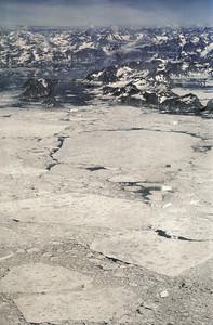 Vers la baie d'Ammassalik