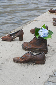Shoes on the Danube...a memorial