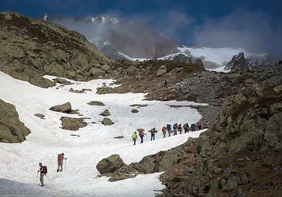 Chamonix - Lac Blanc Hike