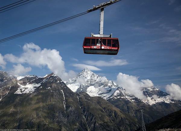Zermatt - Weisshorn