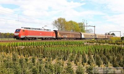 189-079 passes Baarschotsestraat near Dorst  01/05/15