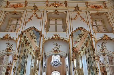 Fertöd - Esterházy Kastély - Grand hall