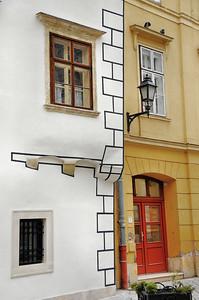 Sopron - Rue Új