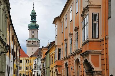 Sopron - Rue Kolostor