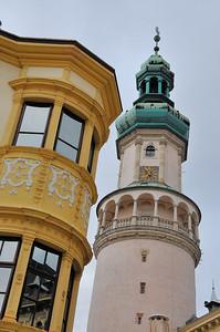 Sopron - Tour de la Lanterne
