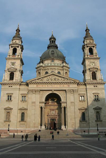 St. Stephen's Church, Budapest