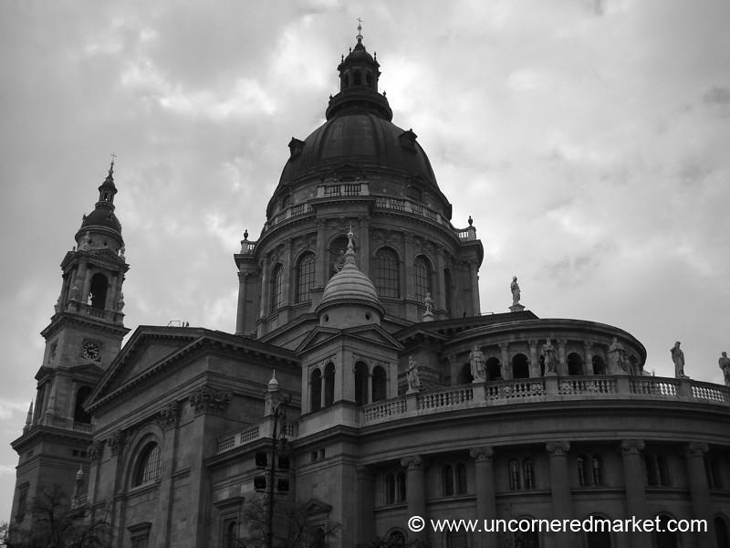 St. Steven's Basilica - Budapest, Hungary