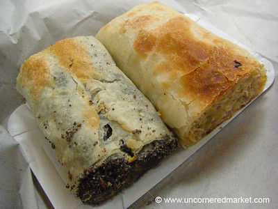 Sweet and Savory Hungarian Strudel - Budapest, Hungary