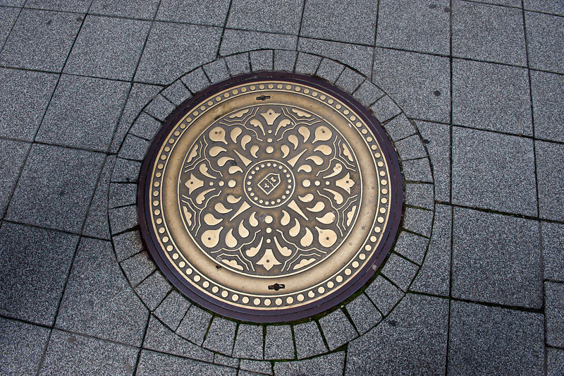 Classic Man Hole covers