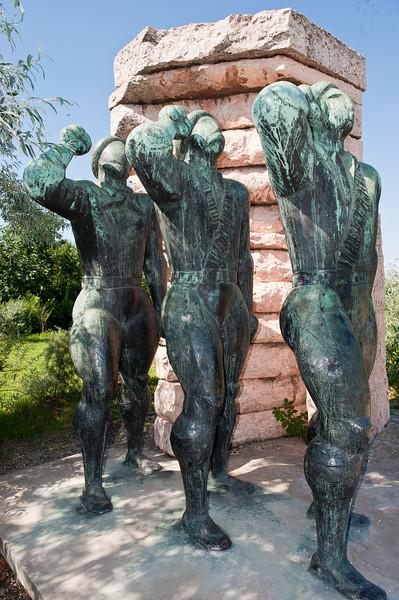 Hungarian Soldiers circa Franko Spanish War