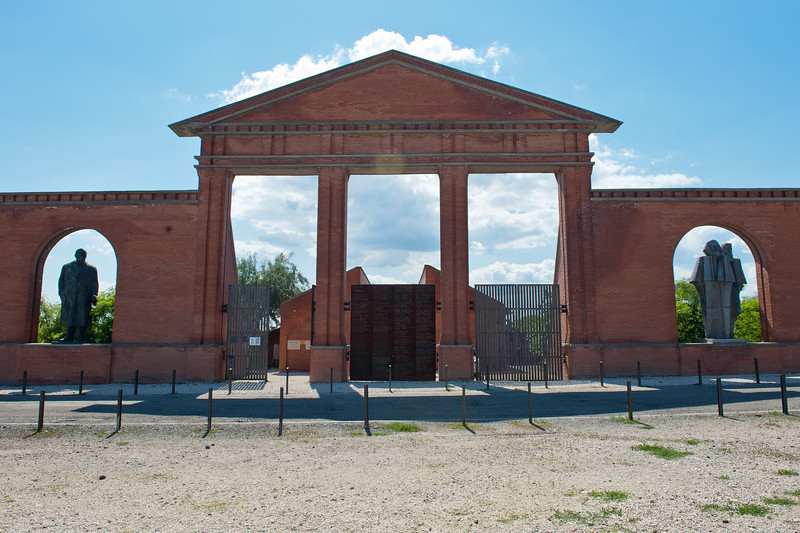 Main Entrance to Statue & Memento Park