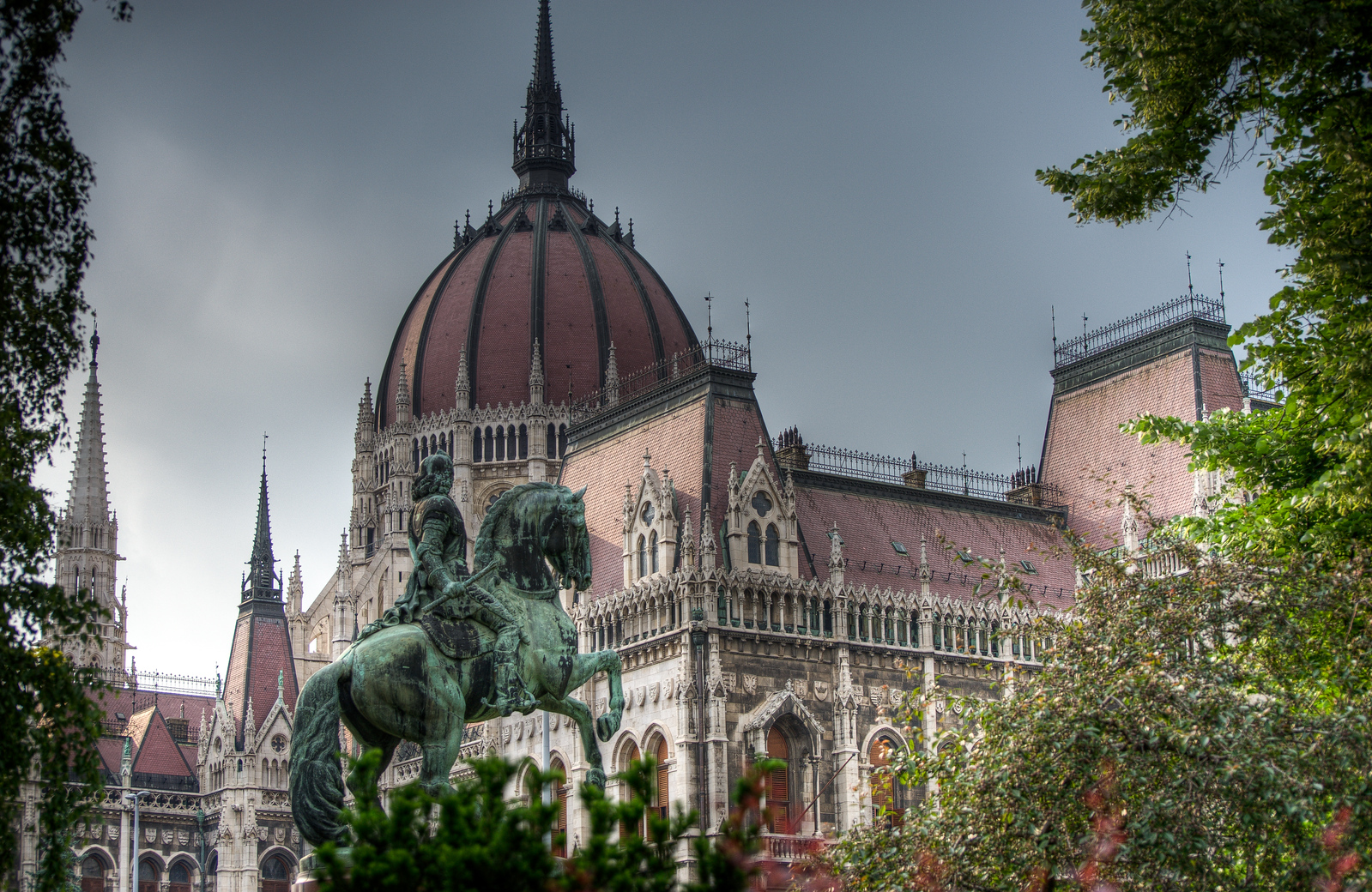 Budapest, including the Banks of the Danube, the Buda Castle Quarter and Andrássy Avenue World Heritage Site, Hungary