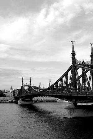 Liberty Bridge. May 2016