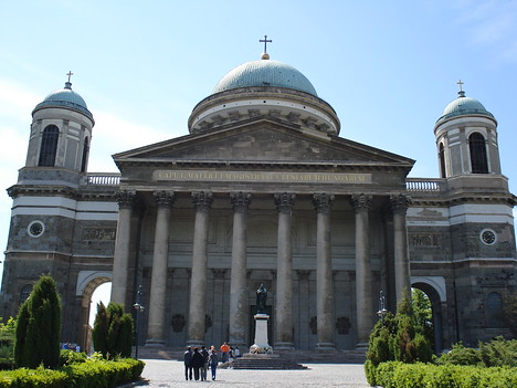 Esztergom Basilica, Esztergom - Hungary