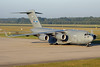 "02 McDonnell-Douglas C-17A Globemaster III ""Hungarian Air Force"" c/n SAC-2 Eindhoven/EHEH/EIN 08-09-16"