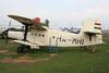 HA-MHI Antonov An-2M c/n 701647 Budapest-Ferihegy/LHBP/BUD 27-09-07