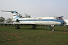 """HA-LBE Tupolev Tu-134 """"MALEV"""" c/n 9350802 Budapest-Ferihegy/LHBP/BUD 27-09-07"""