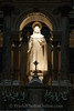 Budapest - St Stephen's Cathedral - Altar - Christ close-up