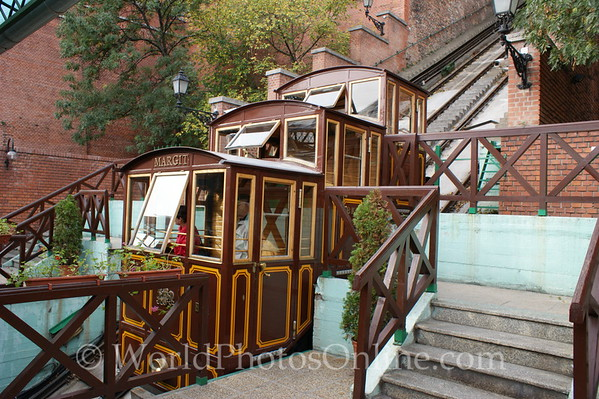 Budapest - Castle Hill - Funicular