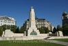 Budapest - Szabadsag Square - Soviet Liberation Monument