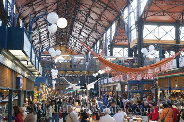 Budapest - Great Market
