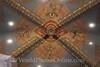 Budapest - Castle Hill - St Matthias Church - Ceiling