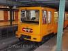 Budapest - Subway Train