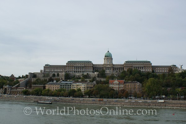 Budapest - Castle Hill - Royal Palace