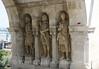 Budapest - Castle Hill - Fishermen's Bastion - Statues