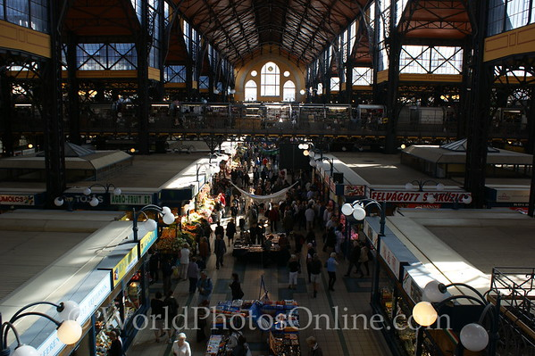 Budapest - Great Market