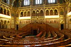 Budapest - Parliament Building - Old Upper House Hall