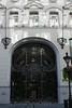 Budapest - Greshem Palace - Door