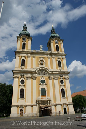 Kalocsa - Archiepiscopal Cathedral