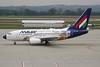 "HA-LOG Boeing 737-6Q8 c/n 28261 Budapest-Ferihegy/LHBP/BUD 27-09-07 ""Malev-Citibank"""