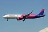 "HA-LXG Airbus A321-231 ""Wizzair"" c/n 7182 Frankfurt/EDDF/FRA 04-06-17"
