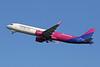 HA-LVC Airbus A321-271NX c/n 8816 Charleroi/EBCI/CRL 06-09-20