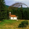 St Anna To - Chapel<br /> Crater Lake, Transylvania (Erdely), Romania