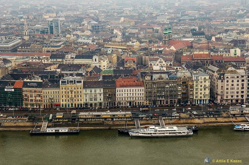 Cityscape - Budapest, Hungary